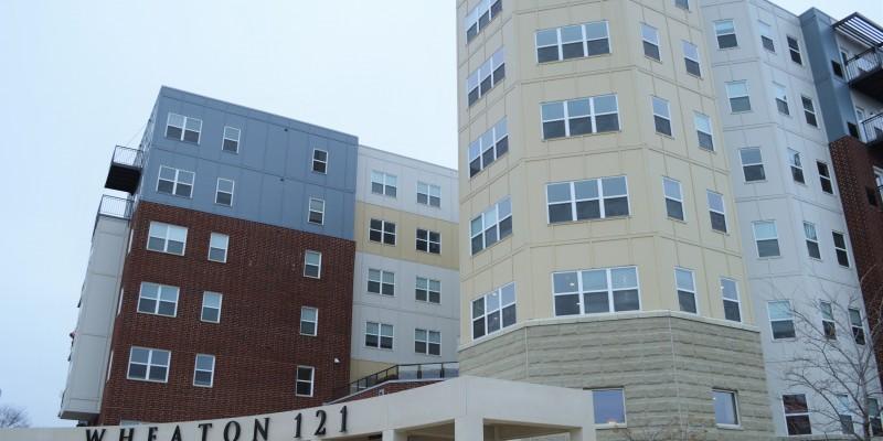 Wheaton 121 – Wheaton – 1